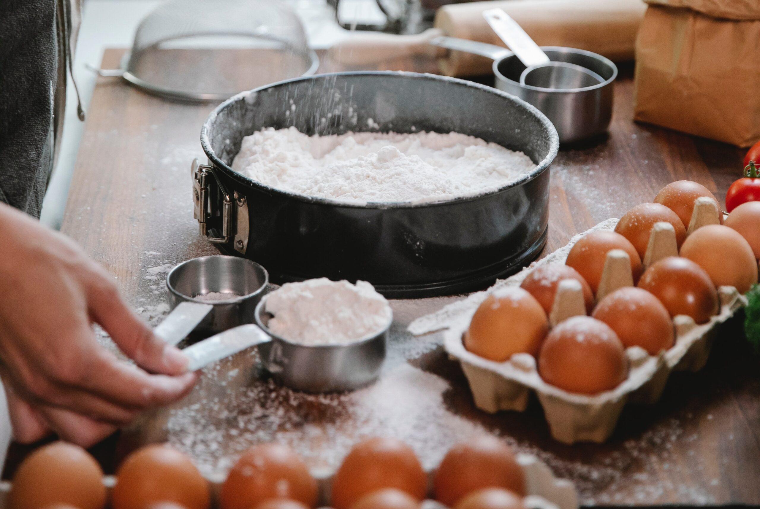 【烘焙必知】食譜配方上的單位該如何換算呢?超實用的烘焙材料單位換算與烘焙模具尺寸換算!